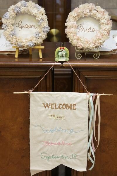 ゲストに楽しんでもらいたい♪卒花嫁さまが考えたおもてなしとは!?
