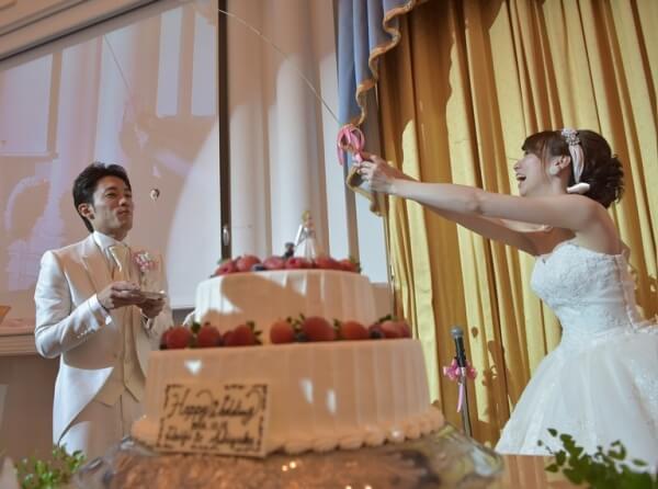 プレ花嫁さん必見❤実はウェディングケーキもこだわれるんです!
