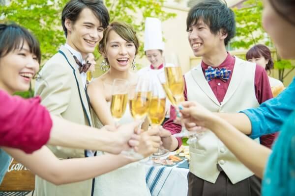 【カジュアルウエディング】そんな結婚式を求めているお2人必見!!