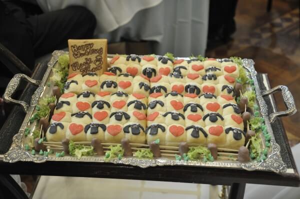 オリジナル ケーキ パン ピアザララルーチェ