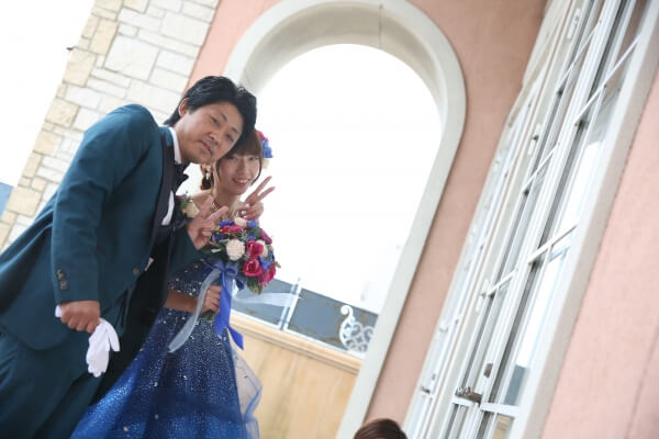 【☆ルーチェパーティーレポート☆】趣味にバルーンにサプライズ?!演出盛りだくさんの結婚式♪