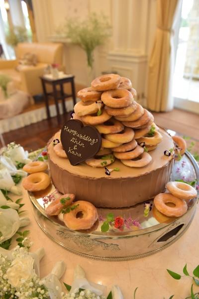 ケーキ ドーナッツ ルーチェ