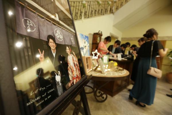 【パーティーレポート】ゲストと一緒に楽しむ結婚式☆