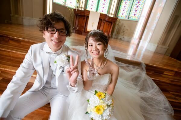 【ルーチェパーティーレポート】ゲストを巻き込んで♫とっても盛り上がったフェス婚
